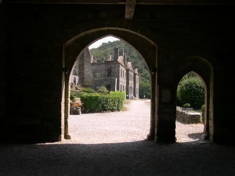 Abbaye Notre Dame de Bon-Repos - Saint Guelven - Côtes-d'Armor - Bretagne - France