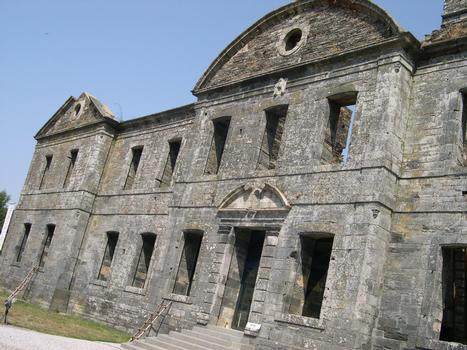 Abtei Notre Dame de Bon-Repos, Saint-Guelven