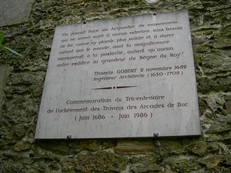 Aquädukt, Buc, Frankreich
