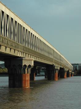 Saint-Jean Bridge, Bordeaux