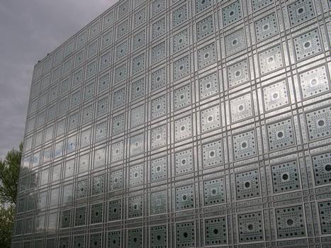 Institut du Monde Arabe - 5ème arrondissement, Paris, Ile de France, France