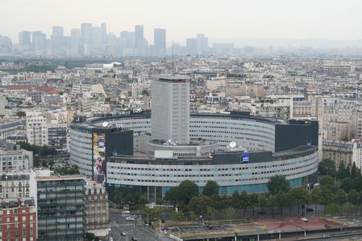 Maison de la radio de Radio France - 16ème arrondissement, Paris, Ile de France, France