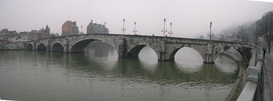 Pont de Jambes, Namur, Belgien