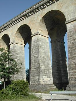 Cubzac Railroad Bridge (Cubzac-les-Ponts, 1886)
