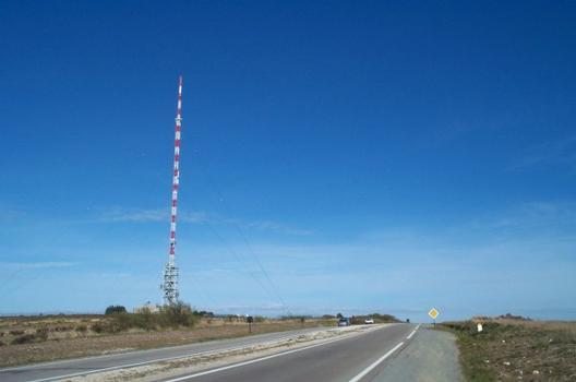 Pylone Roc'h Trédudon, Finistère - France