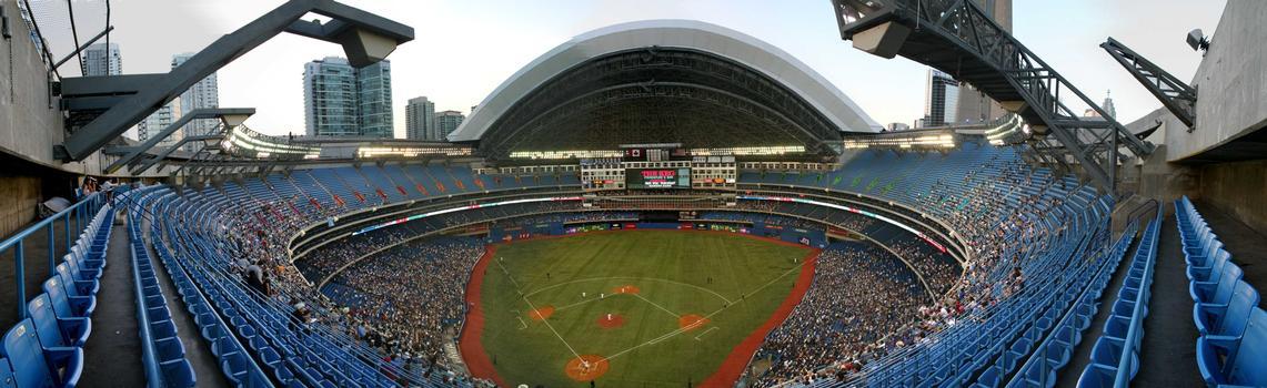 Skydome - Toronto - Ontario - Canada