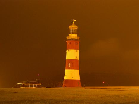 Eddystone Lighthouse, Plymouth.