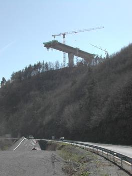 Viaduc de la Colagne - Monastier-Pin-Moriès, Lozère (48), Languedoc-Roussillon, France