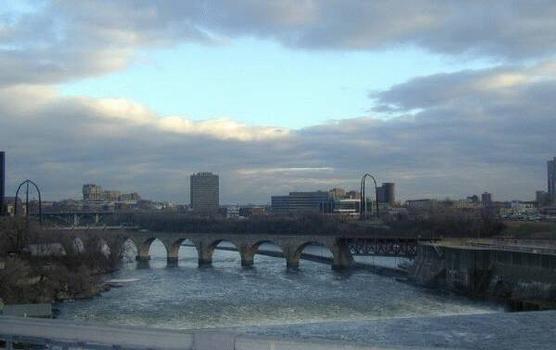 Stone Arch Bridge, Minneapolis
