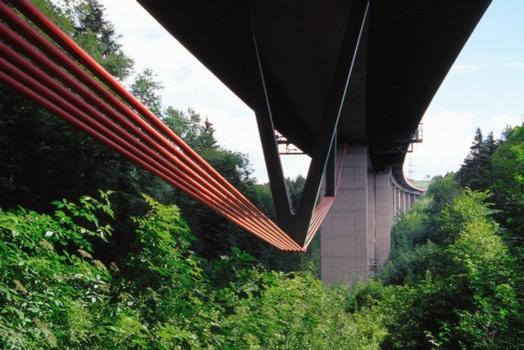 Autobahnbrücke über die Obere Argen (A96)