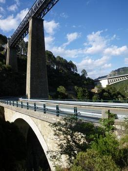 Venaco-Vivario Viaduct