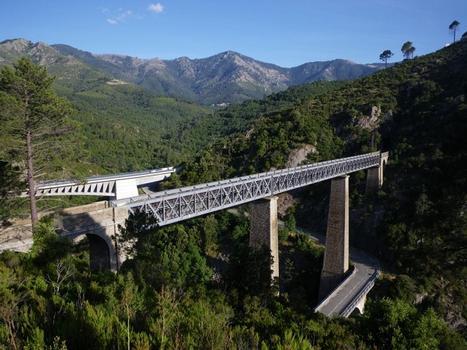 Viaduc de Venaco-Vivario