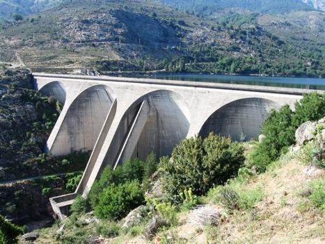 Barrage de Calacuccia