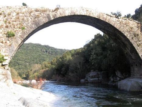 Abra-Brücke, Korsika