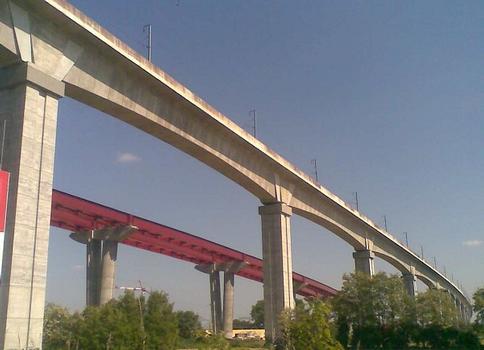 Viadukt La Cotière