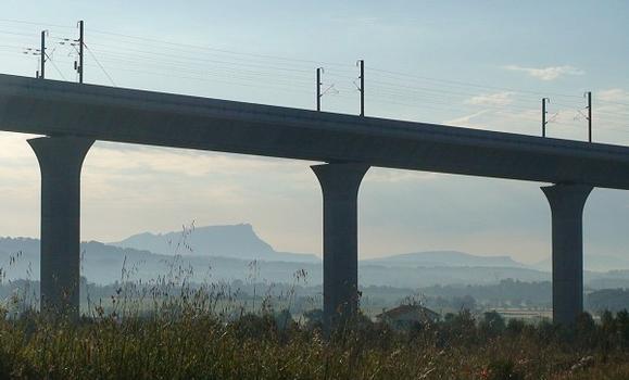 Ventabren-Viadukt