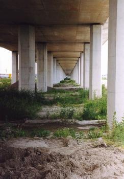 Bleiswijk highspeed rail viaduct