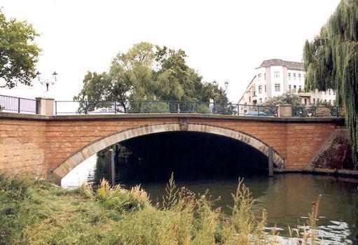 Baerwaldbrücke, Berlin