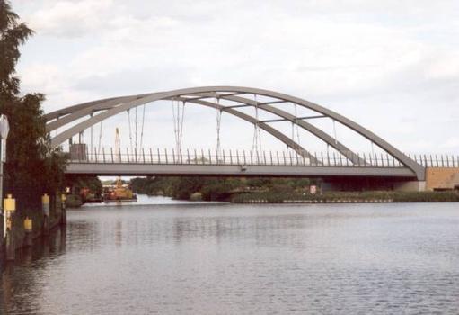 Brücke über den Britzer Verbindungskanal