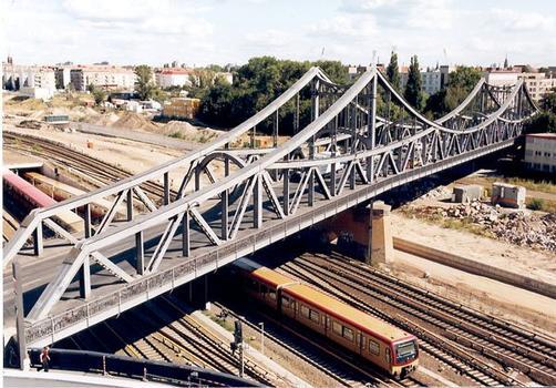 Swinemünder Brücke, Berlin