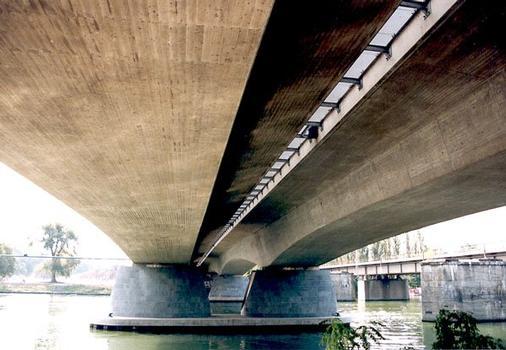 Wilhelm-Spindler-Brücke, Berlin