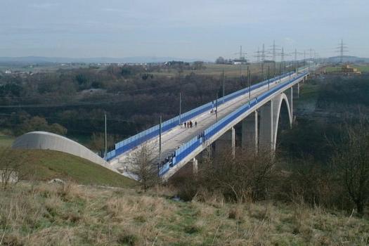 Lahntalbrücke, Limburg