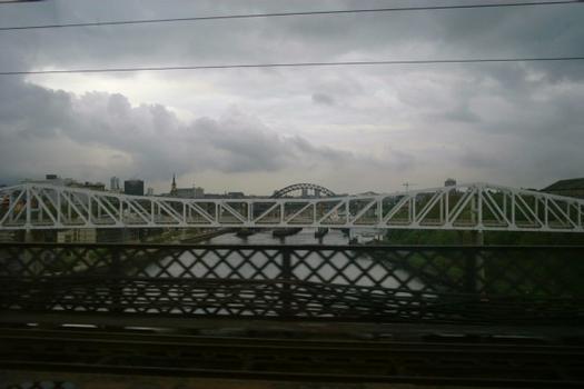 Queen Elizabeth II Bridge (1978), Newcastle