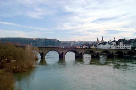 Balduinbrücke, Koblenz