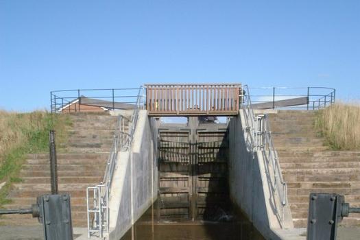 Union Canal Bridge at Falkirk