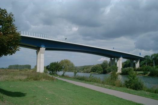 Moselbrücke Schengen