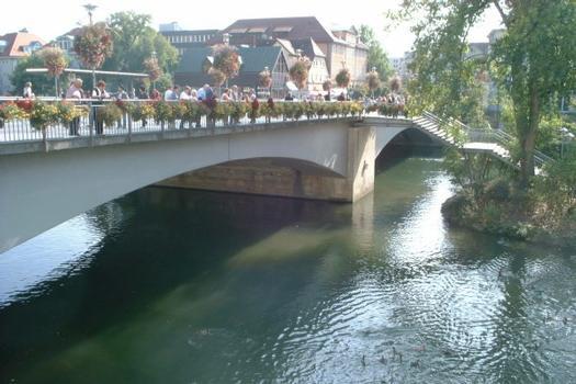 Eberhardsbrücke, Tübingen