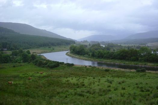 Caledonian Canal near Strone