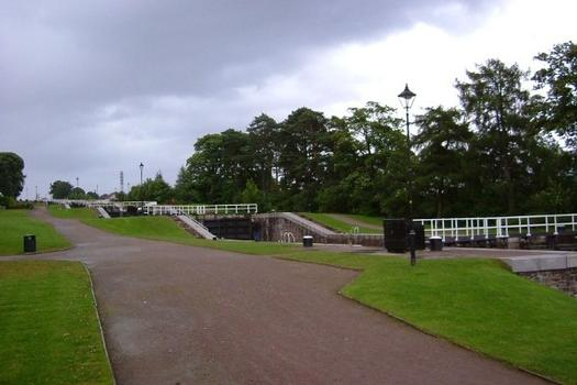 Caledonian CanalNeptune's Staircase