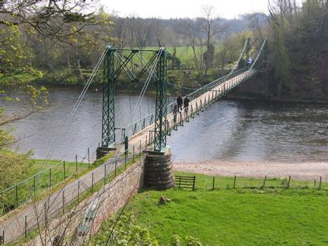 Dryburgh Abbey-Brücke