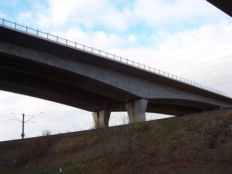 Apfelstädt Highway Bridge