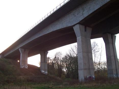 Autobahn A 71 – Talbrücke Apfelstädt