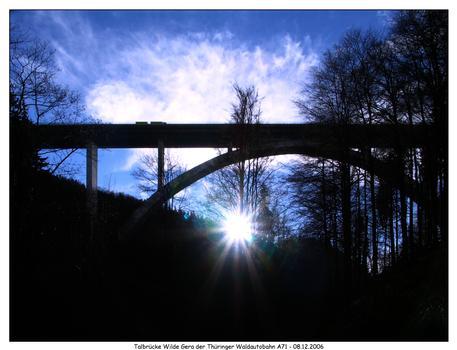 Viaduc de la Wilde Gera