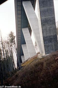 Talbrücke Wilde Gera
