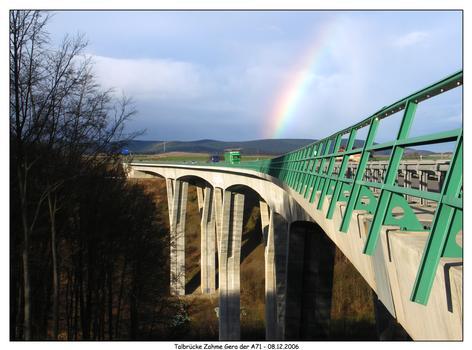 Zahme Gera Viaduct