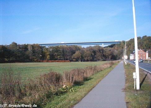 Autobahnbrücke Wilkau-Haßlau
