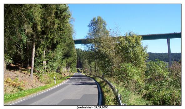 Dambach Viaduct (A 73)