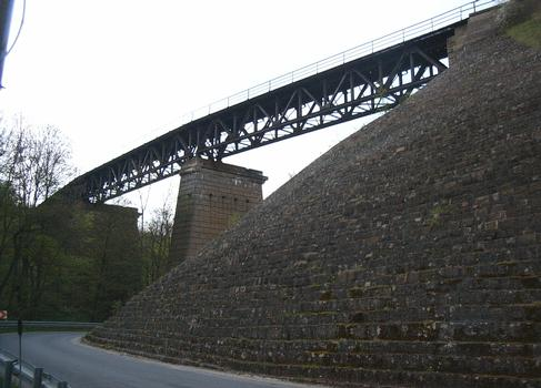 Angelroda Railroad Bridge.