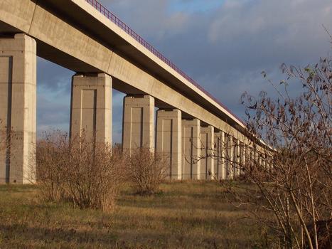 Geratalbrücke, Ichtershausen