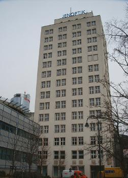 Bau 36 vom Carl-Zeis-Platz