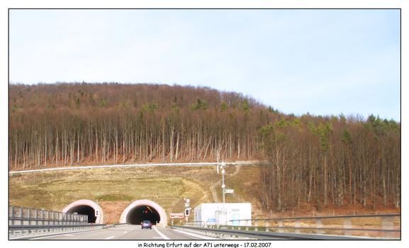 Tunnel der A71