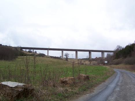Talbrücke Steinbruch