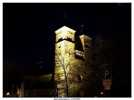 Bad Klosterlausnitz Kloster-Kirche