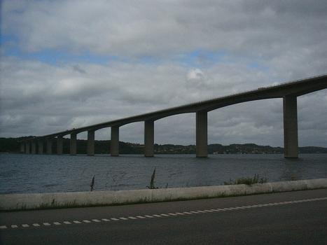 Vejle Fjord Bridge (Vejle, 1980)