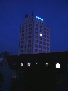 Bau 36, Jena