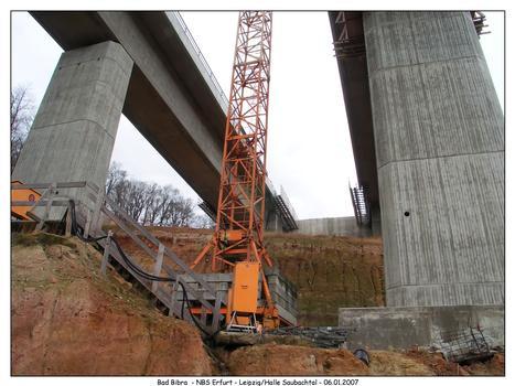 Brücke über die B176